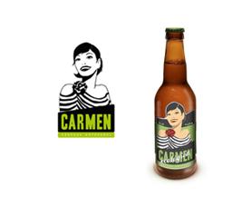 Cervesa ecològica Carmen