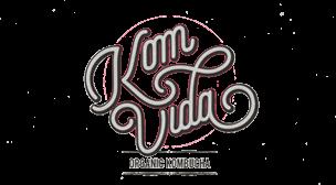 Kom vida logo