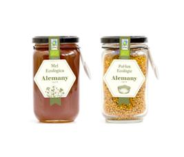 Comprar mel i pol·len ecològics