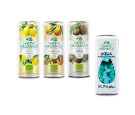 Comprar refresc isotònico ecològic Native Organics