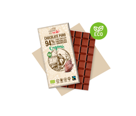 Comprar xocolata negra ecològica Chocolates Solé